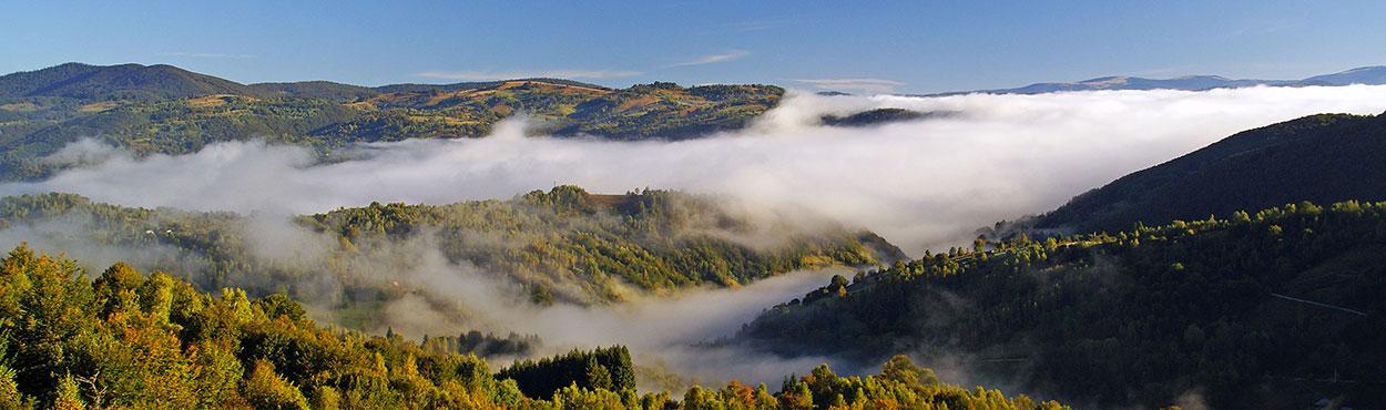 Góry Bihor - Rumunia