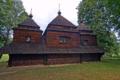 Szlakiem drewnianych świątyń przez Bieszczady