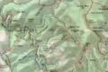 Mapa Góry Aninei