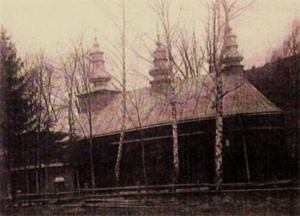 Cerkiew pw. Opieki Matki Bożej w Choceniu