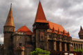 Zamek w Hunedoara – Rumunia