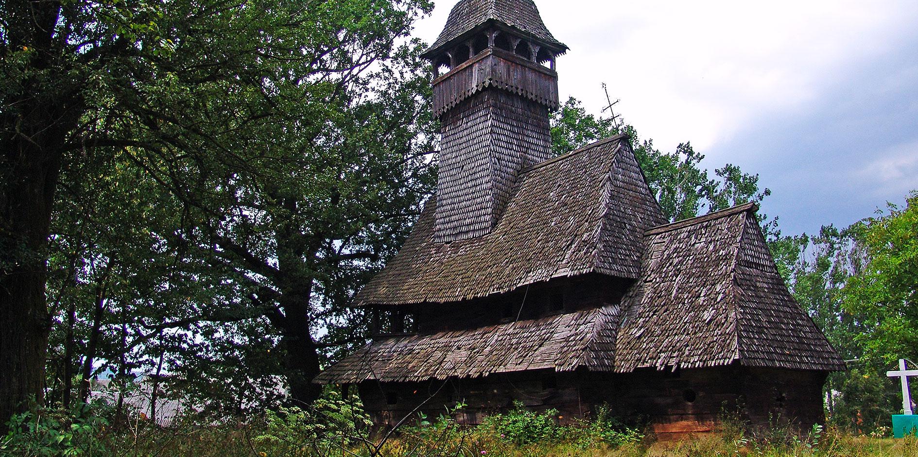 Cerkiew w Kołodnem – Ukraina