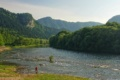 Pieniny: Spływ Dunajcem