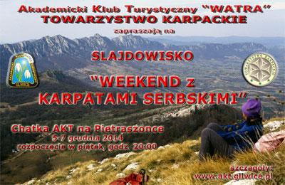Weekend z Karpatami Serbskimi