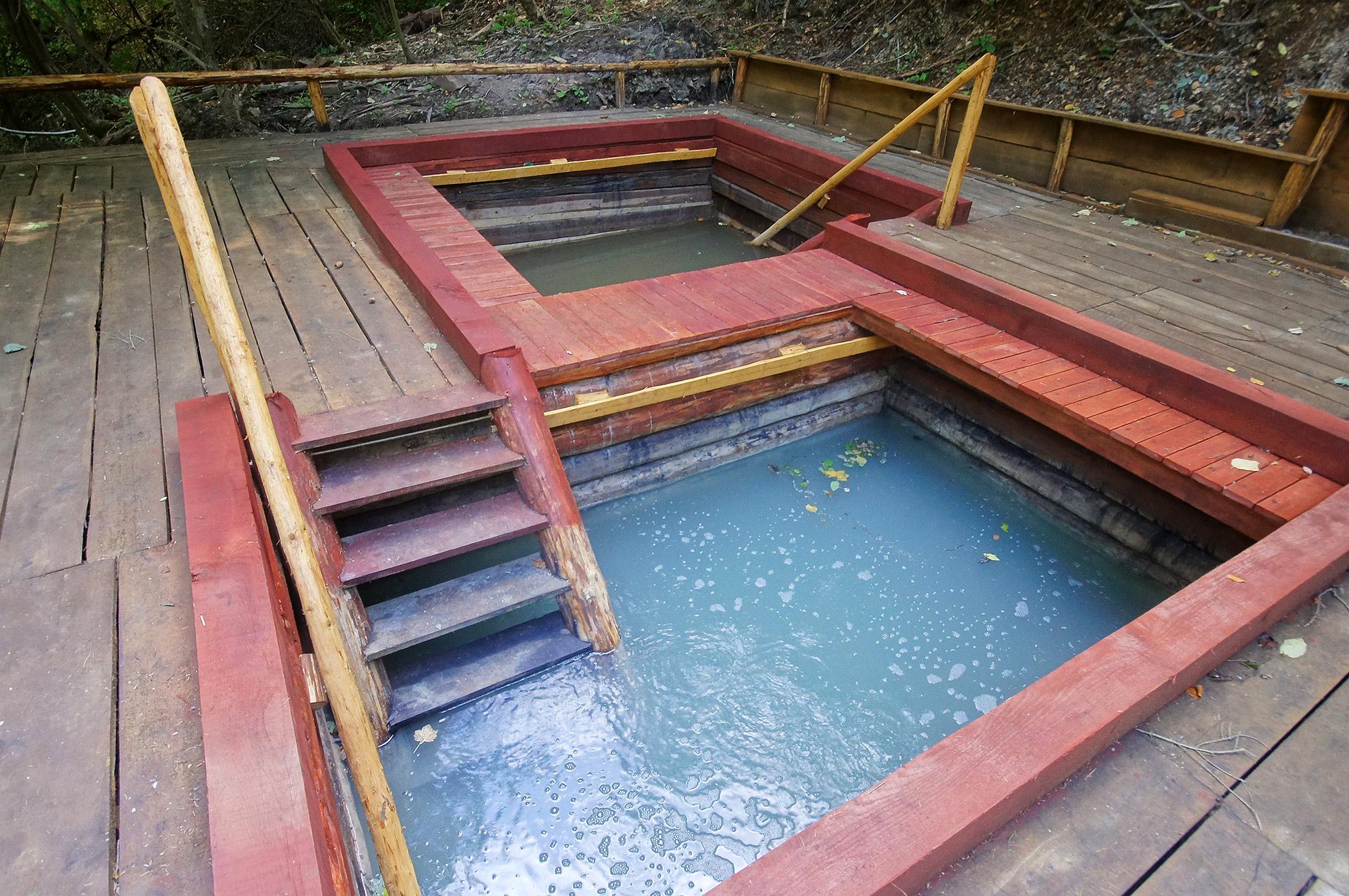 Kąpieliska lecznicze w Górach Bodoc – Balavanyos