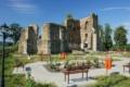 Rumunia: Baia, ruiny Katedry Katolickiej