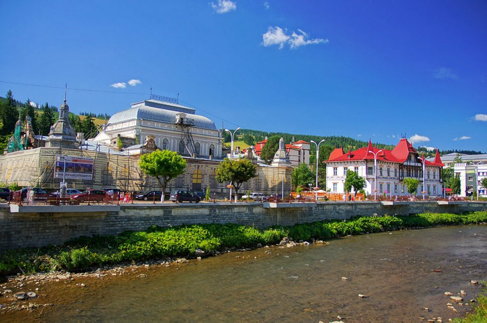 Karpaty Rumuńskie: Vatra Dornei – Bukowina