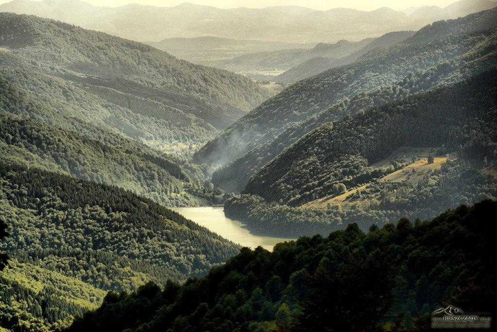 Karpaty Ukraińskie: Park Narodowy Synevyr (Синевир)