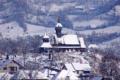 Cerkiew Nistoreşti w Săliștea de Sus – Maramuresz
