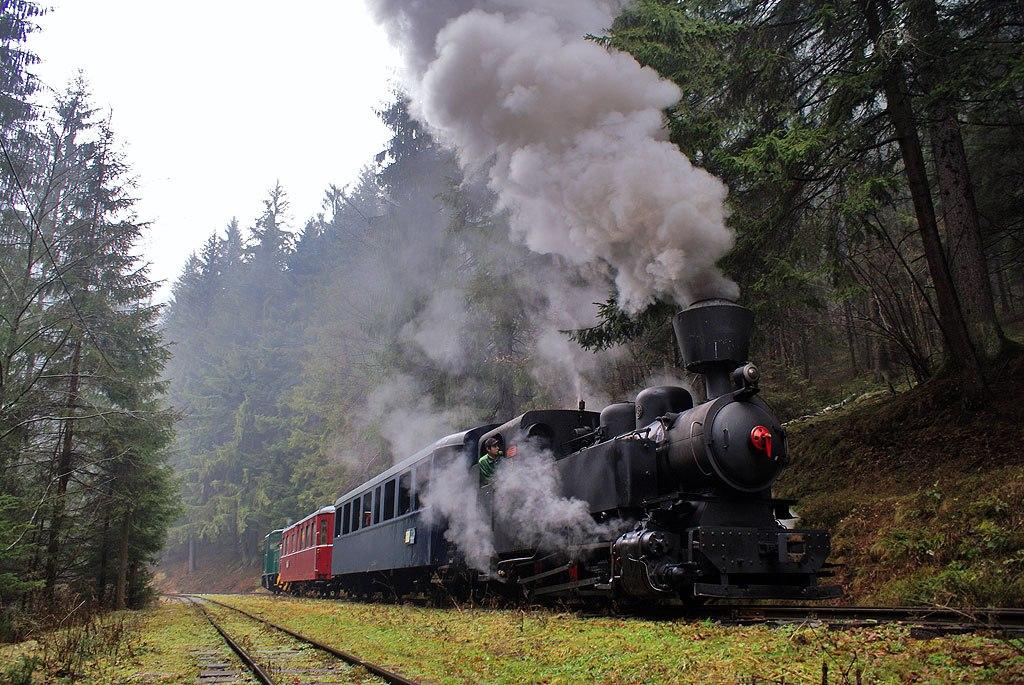 Czarny Balog (Čierny Balog) – Rudawy Weporskie