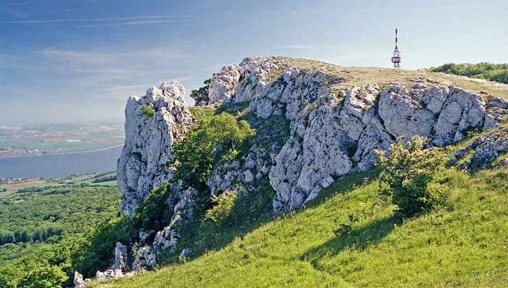 Karpaty w granicach Austrii – podział