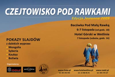CZEJTOWISKO POD RAWKAMI – edycja jesienna 2009