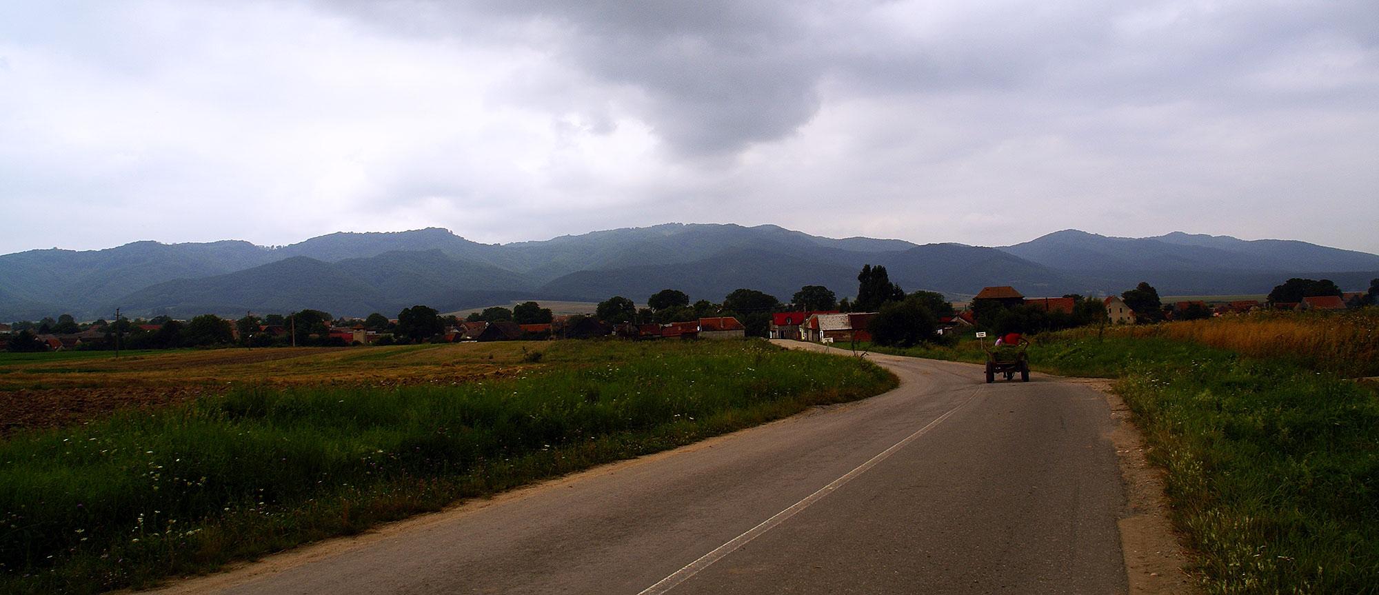 Góry Perşani – Karpaty Rumuńskie
