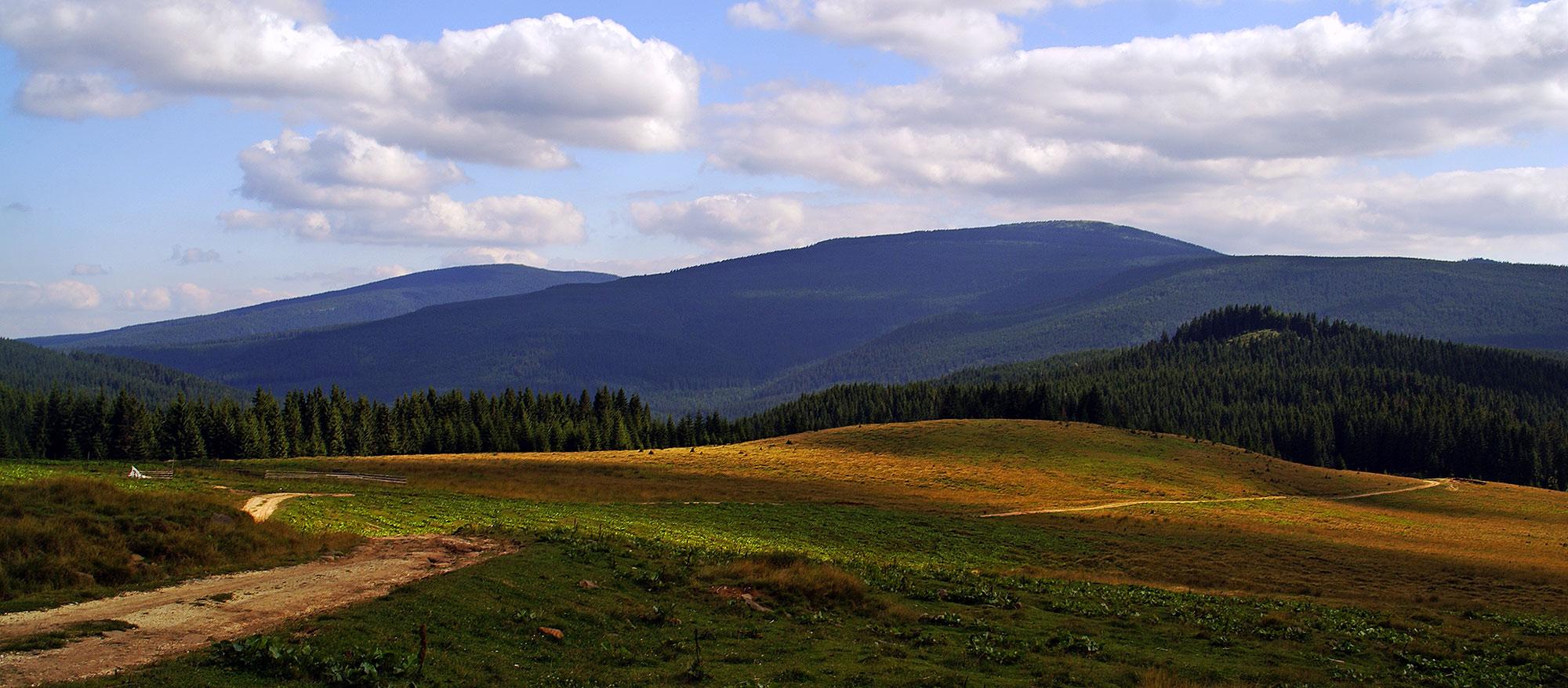 Karpaty Rumuńskie: Góry Harghita