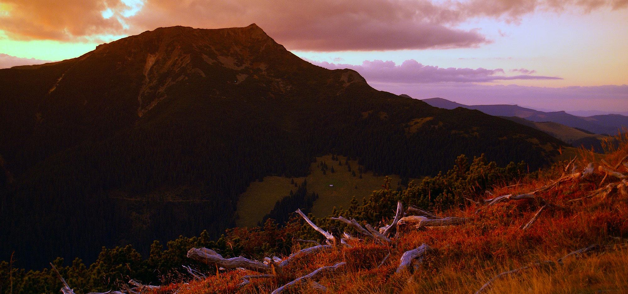 Karpaty Rumuńskie: Góry Kelimeńskie