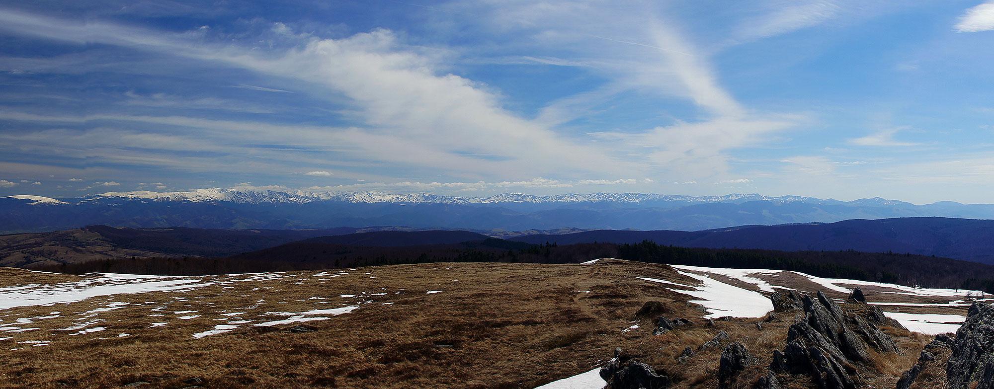 Karpaty Rumuńskie: Góry Semenic