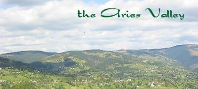 Dolina rzeki Aries
