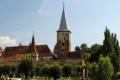 Mosna i jej warowny kościół