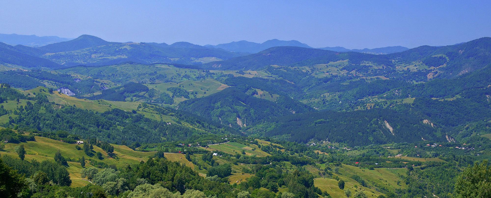 Karpaty Rumuńskie: Góry Vrancei
