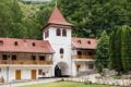 Góry Trascău – Mănăstirea Râmeţ