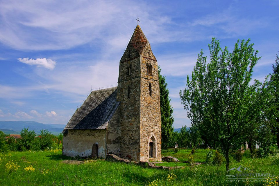 Karpaty Rumuńskie: Strei – Góry Poiana Ruscă
