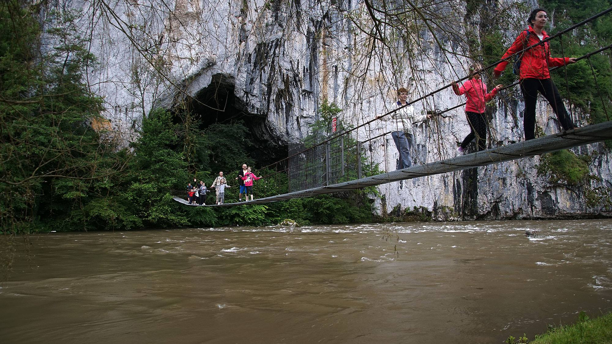Karpaty Rumuńskie: Jaskinia Ungurului – Góry Pădurea Craiului