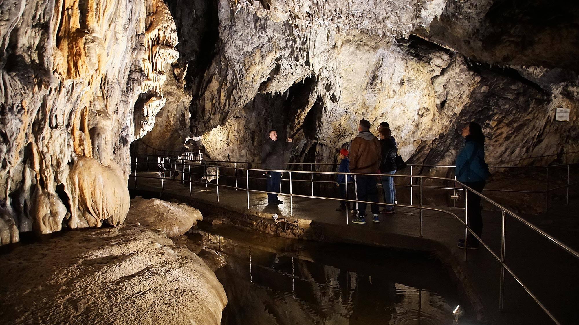 Karpaty Jaskinia Baradla Góry Cserhát