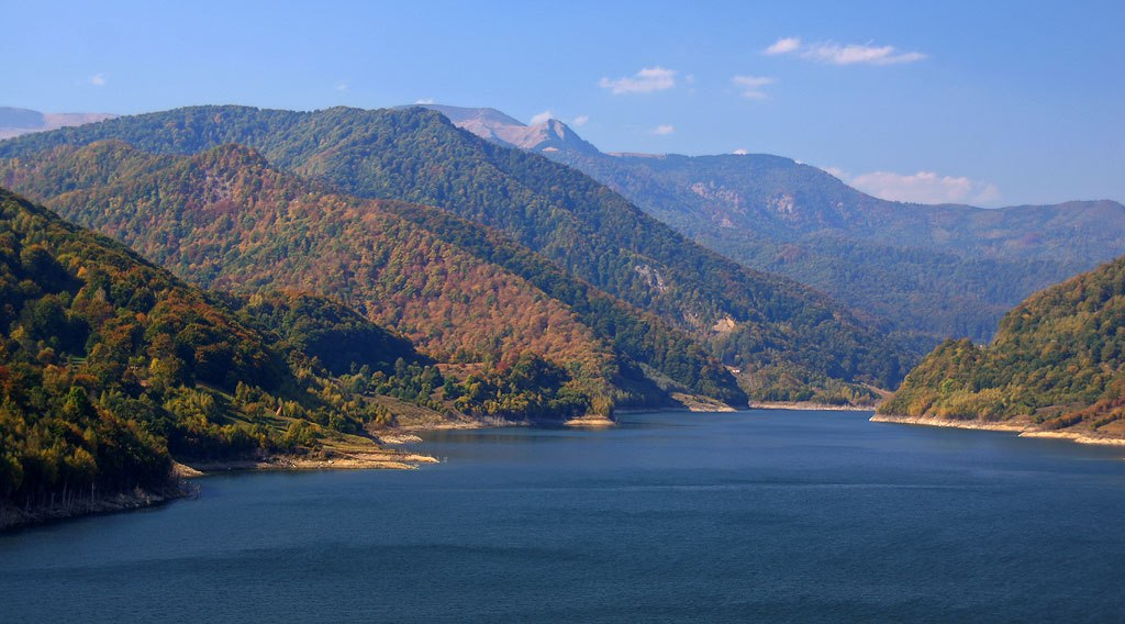 Karpaty Rumuńskie: Jezioro Siriu – Góry Siriu