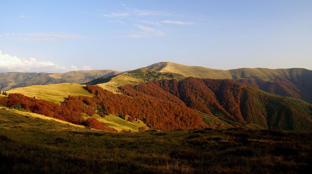 Karpaty Ukraińskie: Karpats'kyi (Карпатський) Rezerwat Biosfery