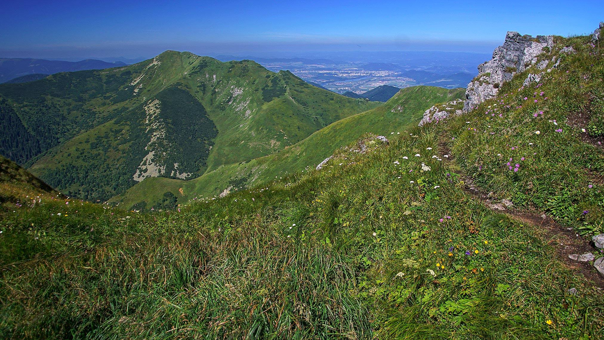 Karpaty Słowackie: Park Narodowy Mala Fatra