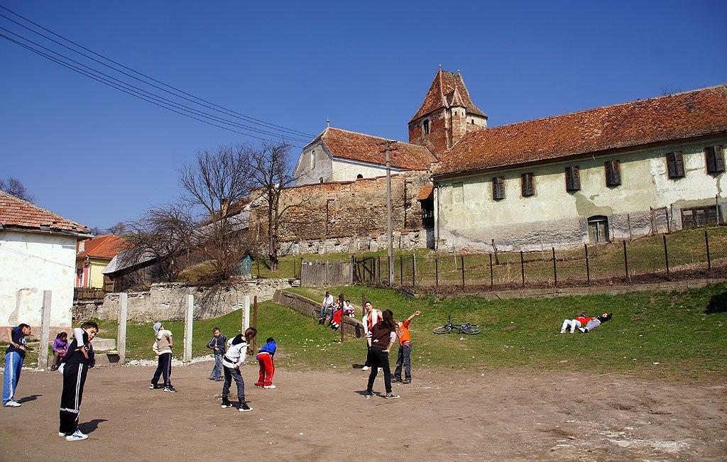 Karpaty Rumuńskie: Buzd – Siedmiogród