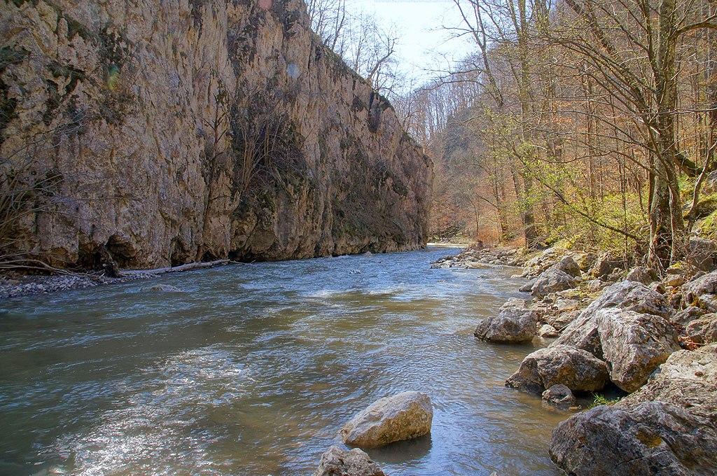 Karpaty Rumuńskie: Wąwóz Varghisului – Góry Perșani
