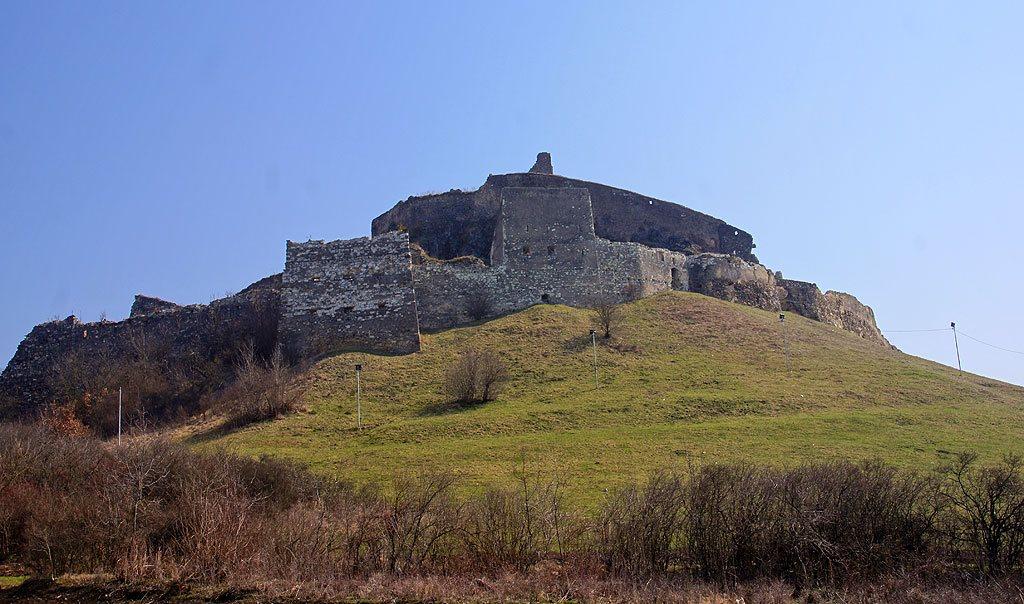 Zamek Rupea