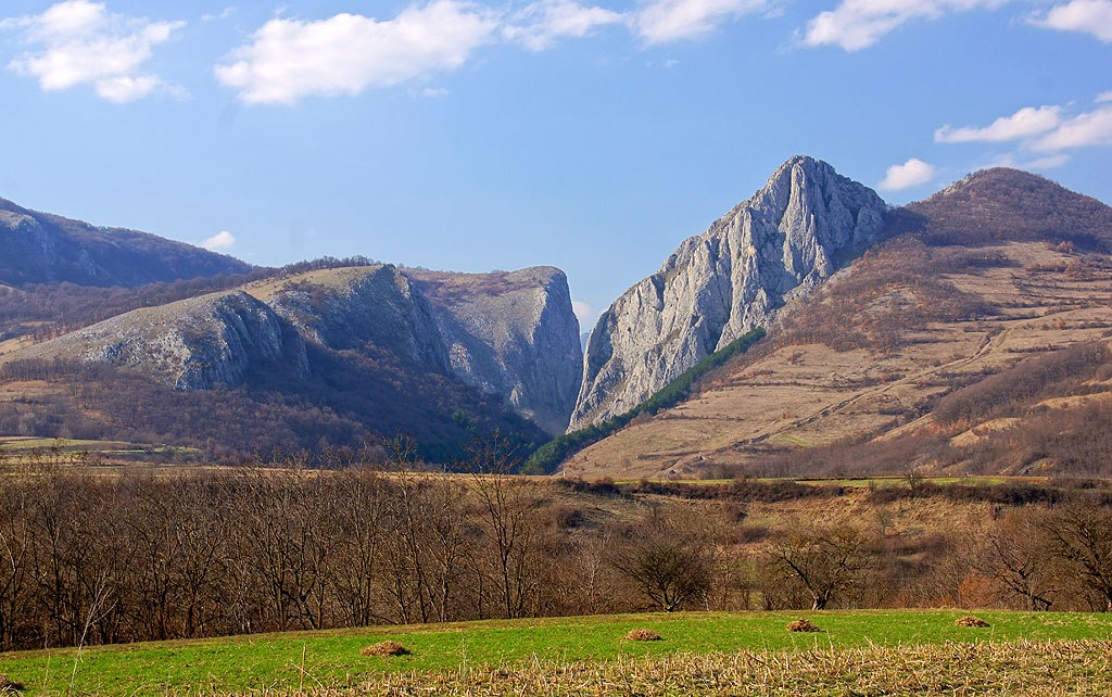 Karpaty Rumuńskie: Wąwóz Vălişoarei – Góry Trascăului
