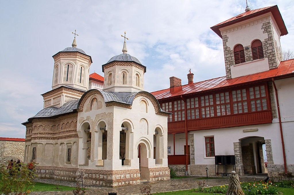 Karpaty Rumuńskie: Mănăstirea Arnota – Góry Căpăţânii