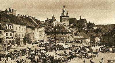Międzywojenna Rumunia na starej fotografii