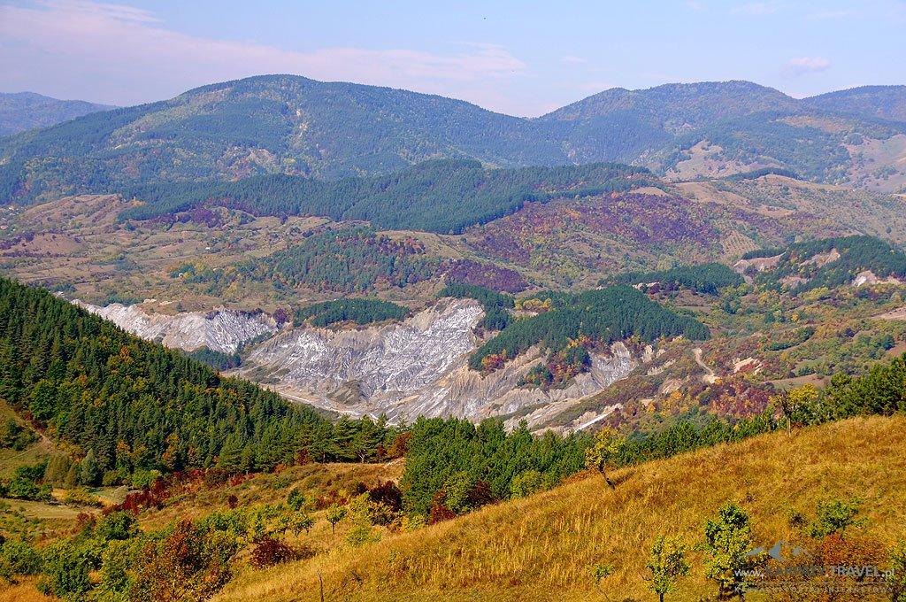 Solny płaskowyż Meledic – Góry Buzău