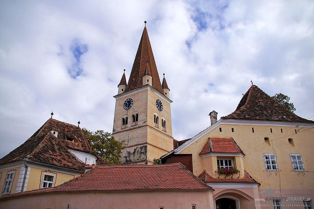 Kościół warowny w Cisnădie – Munţii Cindrel