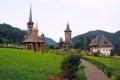 Zespół klasztorny – Bârsana