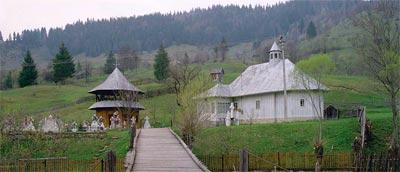 Cerkiew w Dragoşa
